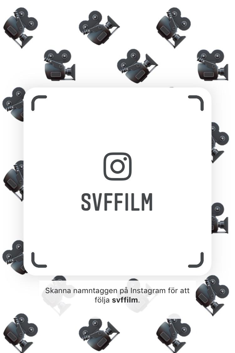 Följ Film- & medieproduktion på Instagram