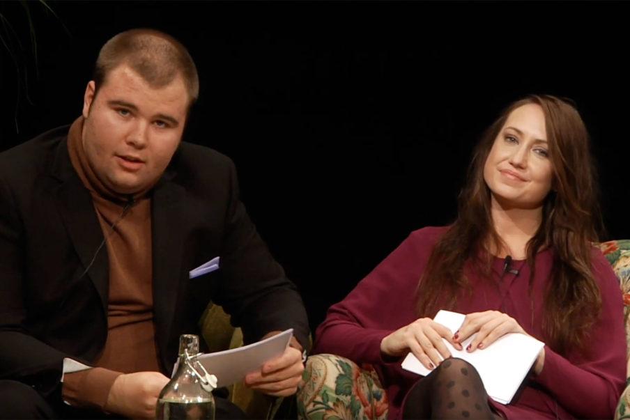 Kafferep med Journalistlinjen – Jakten på lycka