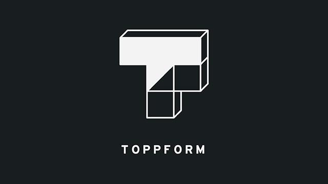 Toppform – en podd om grafisk design & kommunikation